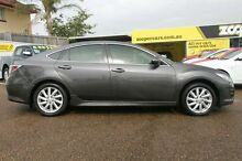 2011 Mazda 6 GH1052 MY10 Classic Grey 5 Speed Sports Automatic Hatchback Chermside Brisbane North East Preview