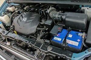 2013 Kia Grand Carnival VQ MY13 S Blue 6 Speed Sports Automatic Wagon Pakenham Cardinia Area Preview