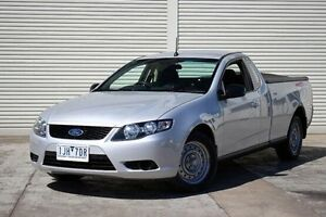 2011 Ford Falcon FG Ute Super Cab Silver 6 Speed Sports Automatic Utility Seaford Frankston Area Preview