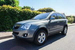 2011 Holden Captiva CG Series II 5 Grey 6 Speed Manual Wagon Hove Holdfast Bay Preview