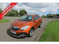 VAUXHALL MOKKA 1.4 SE (2013) 19;Alloys,Air Con,Cruise,Leather,Parking Sensors,Full Service History