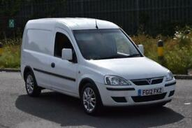1.2 1700 SE CDTI 5D 73 BHP SWB DIESEL MANUAL CAR DERIVED VAN 2012