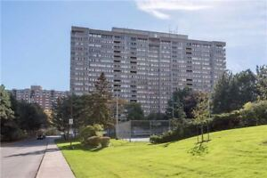 Renovated Two Bed Condo Located In The Heart Of Mississauga