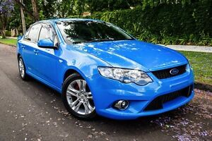 2011 Ford Falcon FG XR6 Nitro 6 Speed Sports Automatic Sedan Medindie Walkerville Area Preview