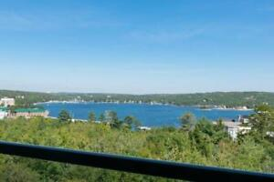 18-054 Beautiful condo! Great views of Bedford Basin! A/C incld.