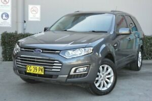 2015 Ford Territory SZ MkII TX Seq Sport Shift Grey 6 Speed Sports Automatic Wagon Maitland Maitland Area Preview