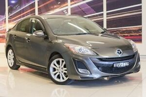2010 Mazda 3 BL10L1 SP25 Activematic Grey 5 Speed Sports Automatic Hatchback Blacktown Blacktown Area Preview