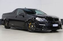 2014 Holden Special Vehicles GTS GEN F MY15 Maloo Black 6 Speed Automatic Utility Bentley Canning Area Preview