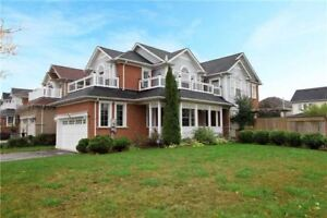 Stunning 4 Bdrm Home With 3 Walk-Out Balconies Upstairs *WHITBY*