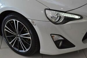 2014 Toyota 86 ZN6 GTS White 6 Speed Manual Coupe Mill Park Whittlesea Area Preview