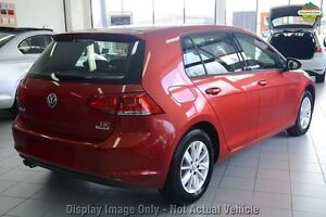 2015 Volkswagen Golf VII MY16 92TSI DSG Trendline Red 7 Speed Sports Automatic Dual Clutch Hatchback Wilson Canning Area Preview