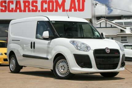 2016 Fiat Doblo 263 Series 1 Low Roof SWB White 5 Speed Manual Van Moorooka Brisbane South West Preview