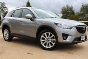 2012 Mazda CX-5 KE1021 Grand Touring SKYACTIV-Drive AWD Silver 6 Speed Sports Automatic Wagon Thebarton West Torrens Area Preview