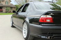 1997 BMW 540i DINAN 6spd manual with style 95s