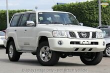 2015 Nissan Patrol Y61 GU 9 ST White 5 Speed Manual Wagon Mount Gambier Grant Area Preview