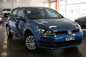 2015 Volkswagen Golf VII MY16 92TSI DSG Blue 7 Speed Sports Automatic Dual Clutch Hatchback Frankston Frankston Area Preview