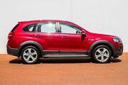 2015 Holden Captiva CG MY15 7 AWD LTZ Red 6 Speed Sports Automatic Wagon Rockingham Rockingham Area Preview