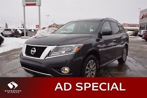 2014 Nissan Pathfinder SV AWD HEATED SEATS Special - Was $28995