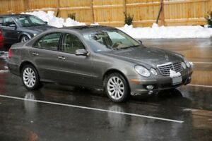 2008 MERCEDES BENZ E 300 .AWD. SAFETY/ETEST. LOW KMS
