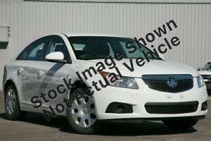 2012 Holden Cruze JH Series II MY13 CD White 6 Speed Sports Automatic Sedan