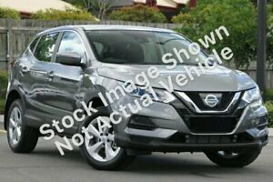 2018 Nissan Qashqai J11 Series 2 ST X-tronic Ivory Pearl 1 Speed Constant Variable Wagon Blacktown Blacktown Area Preview