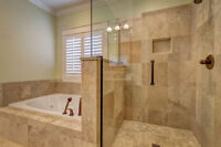 BATHROOM RENOVATIONS..GREAT PRICES!!! DONE RIGHT!!