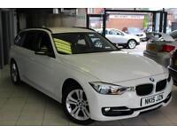 2015 15 BMW 3 SERIES 2.0 320I XDRIVE SPORT TOURING 5D 181 BHP