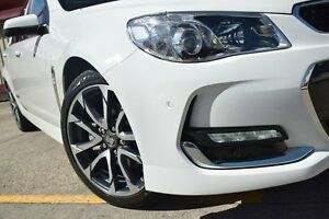 2016 Holden Commodore VF II SS-V White 6 Speed Automatic Sedan Homebush Strathfield Area Preview