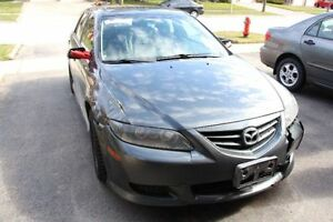 2005 Mazda6 Hatchback - Amazing deal for parts or to drive