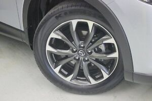 2015 Mazda CX-5 KE1022 Grand Touring SKYACTIV-Drive AWD Silver 6 Speed Sports Automatic Wagon Greensborough Banyule Area Preview