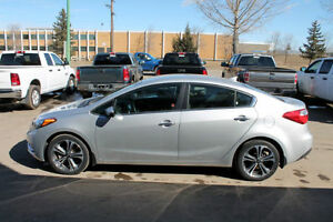 2015 Kia Forte ex BRAND NEW.  *GUARENTEED FINANCING AVAILABLE*