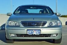 2003 Ford Fairlane BA Ghia Silver 4 Speed Sports Automatic Sedan Midland Swan Area Preview