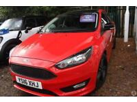Ford Focus 2.0 TDCi 150 Zetec S Red Edition 5dr