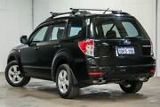 2010 Subaru Forester S3 MY10 X AWD Black 4 Speed Sports Automatic Wagon Welshpool Canning Area Preview