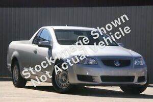 2011 Holden Ute VE II Omega Silver 6 Speed Sports Automatic Utility Minchinbury Blacktown Area Preview