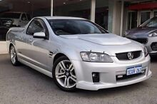 2009 Holden Ute  Silver Sports Automatic Utility Glendalough Stirling Area Preview