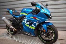 Suzuki GSXR1000 Moto GP - Low Miles!