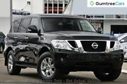 2014 Nissan Patrol Y62 TI-L Black 7 Speed Sports Automatic Wagon Balcatta Stirling Area Preview