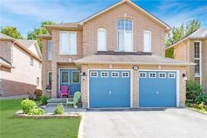Completely Finished Family Home Backing Onto Forest!