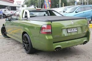 2015 Holden Ute VF II SS-V Redline Jungle 6 Speed Automatic Utility Wolli Creek Rockdale Area Preview