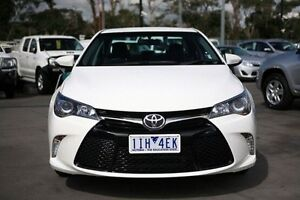 2015 Toyota Camry White Sports Automatic Sedan Frankston Frankston Area Preview
