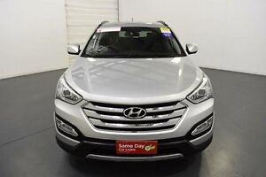2014 Hyundai Santa Fe DM Active (4x4) Silver 6 Speed Automatic Wagon Moorabbin Kingston Area Preview
