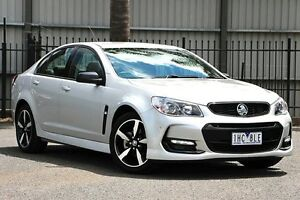 2016 Holden Commodore VF II SV6 Nitrate 6 Speed Automatic Sedan Oakleigh Monash Area Preview