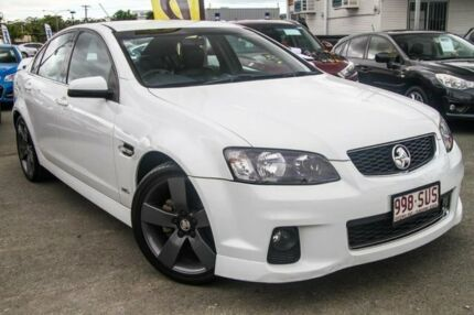 2012 Holden Commodore VE II MY12.5 SV6 Z Series White 6 Speed Sports Automatic Sedan Aspley Brisbane North East Preview