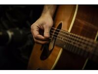 Do you sing/play an acoustic instrument?