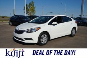 2016 Kia Forte 1.8 LX Accident Free,  Heated Seats,