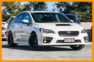 2014 Subaru WRX V1 MY15 AWD White 6 Speed Manual Sedan Aspley Brisbane North East Preview
