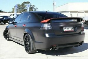 2012 Holden Commodore VE II MY12.5 SV6 Silver 6 Speed Sports Automatic Sedan Pennant Hills Hornsby Area Preview