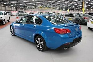 2015 Holden Commodore VF MY15 SV6 Storm Blue 6 Speed Sports Automatic Sedan Maryville Newcastle Area Preview