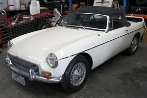 1968 MG B MARK 2 Roadster 4 Speed Manual Roadster Carrum Downs Frankston Area Preview